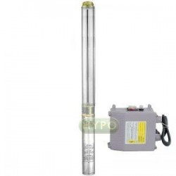 """Pompa głębinowa 90QJD 3,5"""" 0,75kW 230V"""