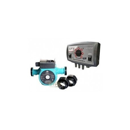 Pompa OMIS 25-40/180 + Sterownik ST-21 Tech