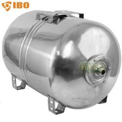 ZBIORNIK PRZEPONOWY INOX poziomy 80L Ibo Dambat
