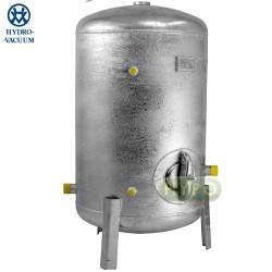 ZBIORNIK OCYNKOWANY hydroforowy pionowy 150L HYDRO-VACUUM HVP151