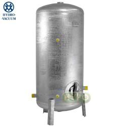 ZBIORNIK OCYNKOWANY hydroforowy pionowy 500L HYDRO-VACUUM HVP501