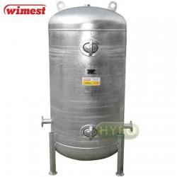 ZBIORNIK OCYNKOWANY hydroforowy pionowy 1000L 6 bar Wimest