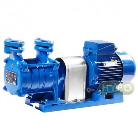 Pompa SKSb 2 stopniowa z silnikiem 230V, 1,1kW