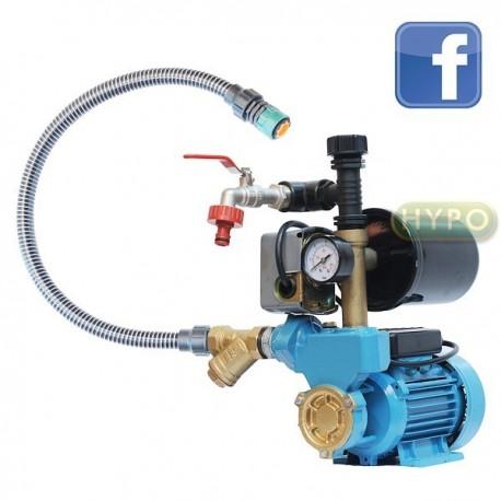 Zestaw Facebook: dla działkowców WZ250 z 2 litrowym zbiornikiem