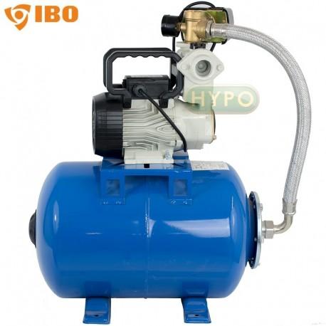 Zestaw WZC250 (230V) Hydrofor 24L. IBO Dambat