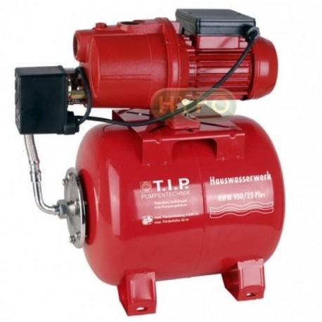 Zestaw HWW 900/25 PLUS 230V Hydrofor 18L T.I.P.