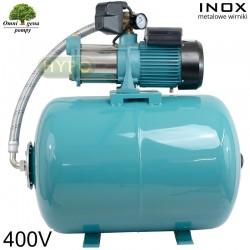 Zestaw MHI1800 INOX 400V 100L OMNIGENA