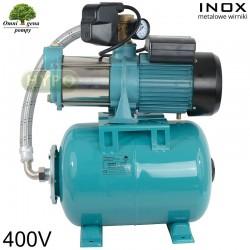 Zestaw MHI1800 INOX 400V 24L OMNIGENA