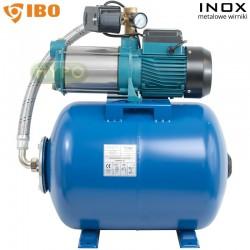 Zestaw MHI1300 SS INOX 230V Hydrofor 50L IBO