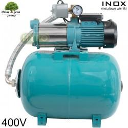 Zestaw MHI1300 INOX 400V 50L OMNIGENA