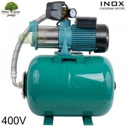 Zestaw MHI1800 INOX 400V 50L OMNIGENA