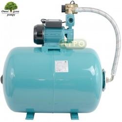 Zestaw WZ750 230V Hydrofor 80L OMNIGENA