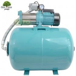 Zestaw MH1100 (230V) Hydrofor 80L OMNIGENA