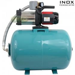 Pompa Multi HWA 3000 INOX 230V 80L LEADER (Italy)