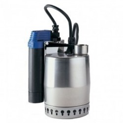 GRUNDFOS Pompa zatapialna do wody brudnej UNILIFT KP150-AV1 ( kabel 3m) z pionowym łacznikiem pływakowym