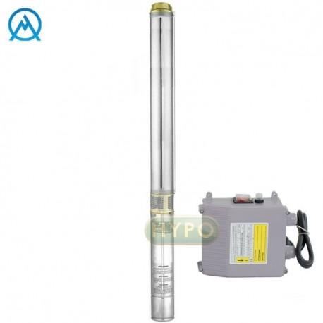 Pompa głębinowa 75 QJD1 - 72/20 - 0,55 Malec