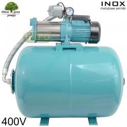 Zestaw MHI1300 INOX 400V 200L OMNIGENA