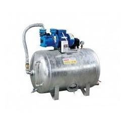 Zestaw pompa SKM 400 V Wimest + zbiornik 200L ocynk