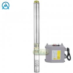 Pompa głębinowa 75 QJD1 - 97/27 - 0,75 Malec