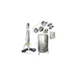 Zestaw pompa SQ3-65 Hydrofor 150L ocynkowany Hydro-Vacuum