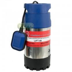 Pompa Zatapialna do czystej wody LIFT 40 1,0 KW