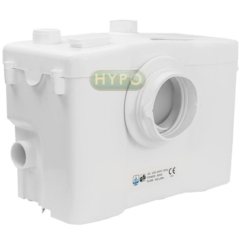 Pompa przepompownia wc model h 600 230v - Wc model ...