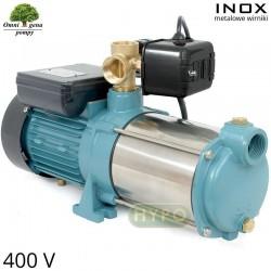 Pompa MHI1300 INOX z osprzętem 400V OMNIGENA