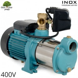 Pompa MHI1800 INOX z osprzętem 400V OMNIGENA